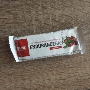 De BYE! Endurance energy bar