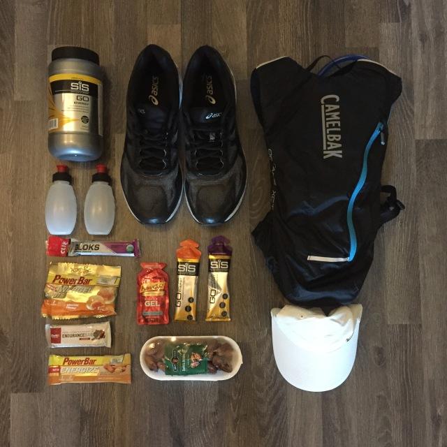 Eten en drinken voor tijdens de marathon